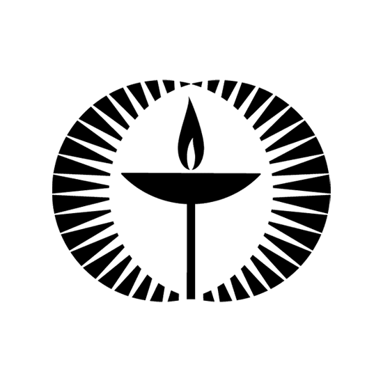 Logo A.  Unitarian Universalist Association of Congregations.