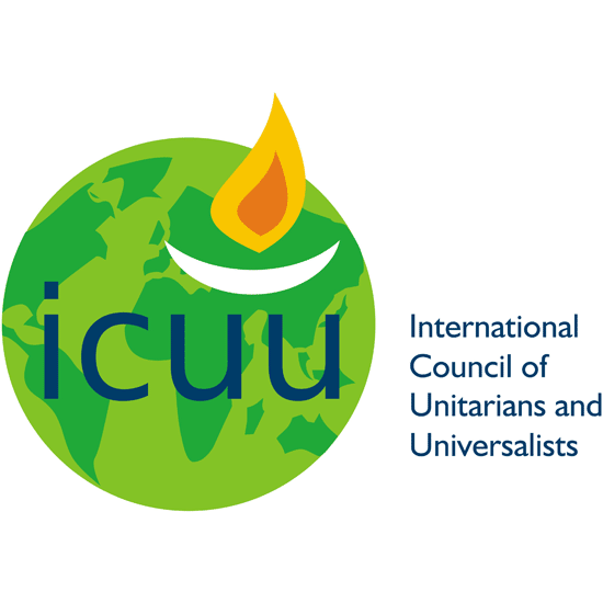 Logo: International Council of Unitarians and Universalists. © ICUU.