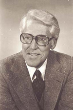 Paul Carnes, UUA President 1977-1979 UUA Archives.