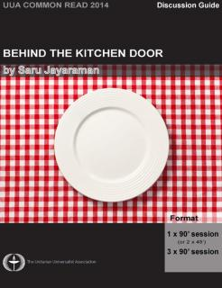 Gover image for the Behind the Kitchen Door Discussion Guide