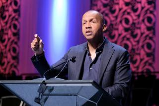 Bryan Stevenson delivered the 2017 Ware Lecture.