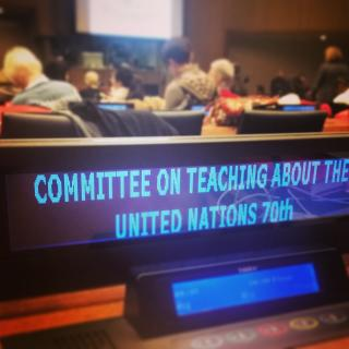 Committee on Teaching About the United Nations