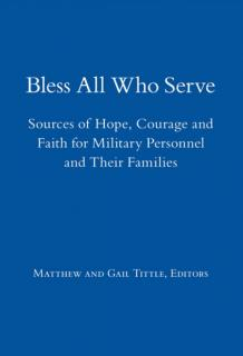 Book cover of Bless All Who Serve.