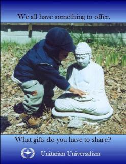 We all have something to offer. What gifts to you have to share?