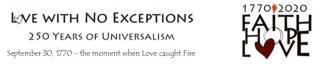 Love with no exceptions logo