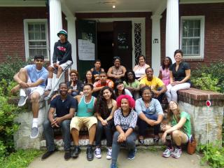 UUA Multicultural Leadership School 2015