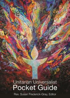 Cover of The Unitarian Universalist Pocket Guide