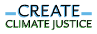 Logo for Create Climate Justice Net