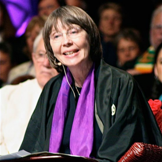 Rev. Dr. Mary J. Harrington gives the 2009 Service of the Living Tradition Sermon