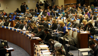 UN General Assembly First Committee meets to discuss the treaty on prohibiting nuclear weapons