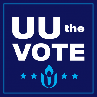 UU the Vote square logo