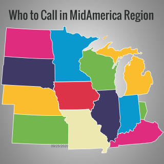 Who to Call in MidAmerica Region