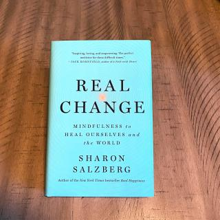 Cover of Real Change