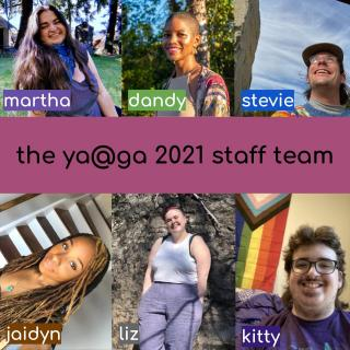 the young adults at general assembly team: martha, dandy, stevie, jaidyn, liz, and kitty