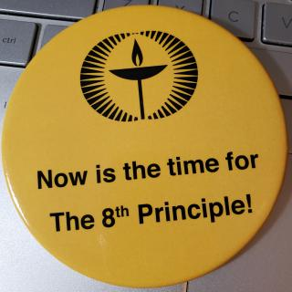 Now is the time for The 8th Priniciple!