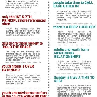 Best and Worst of Youth Ministry
