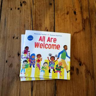 Cover of All Are Welcome