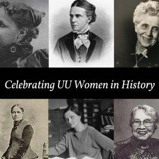 Celebrating UU Women in History