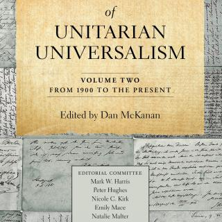 Cover of A Documentary History of Unitarian Universalism, Vol. 2