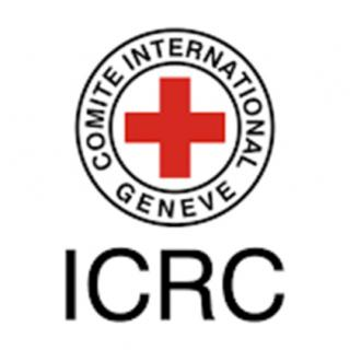 Logo for the International Committee of the Red Cross