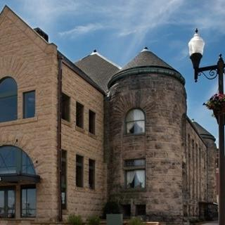 Mable Tainter Center for the Arts in Menomonie Wisconsin
