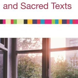 Cover of Unitarian Universalism and Sacred Texts pamphlet