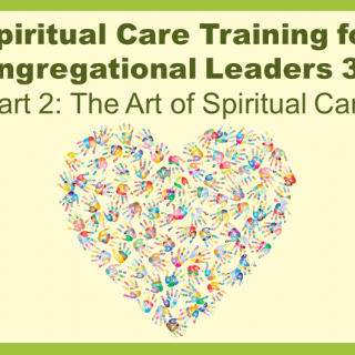 Training Thumbnail for The Art if Spiritual Care