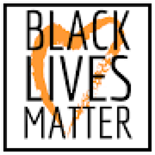 black lives matter, standing on the side of love