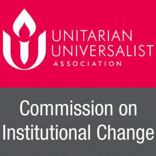 Commission on Institutional Change Vertical Logo