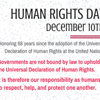 Graphic for Human Rights Day