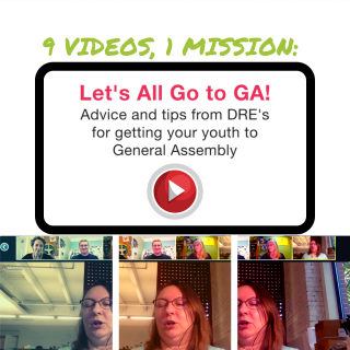 Let's All Go to GA video advice series