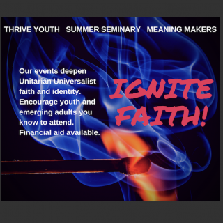 Summer events from the Office of Youth and Young Adult Ministries