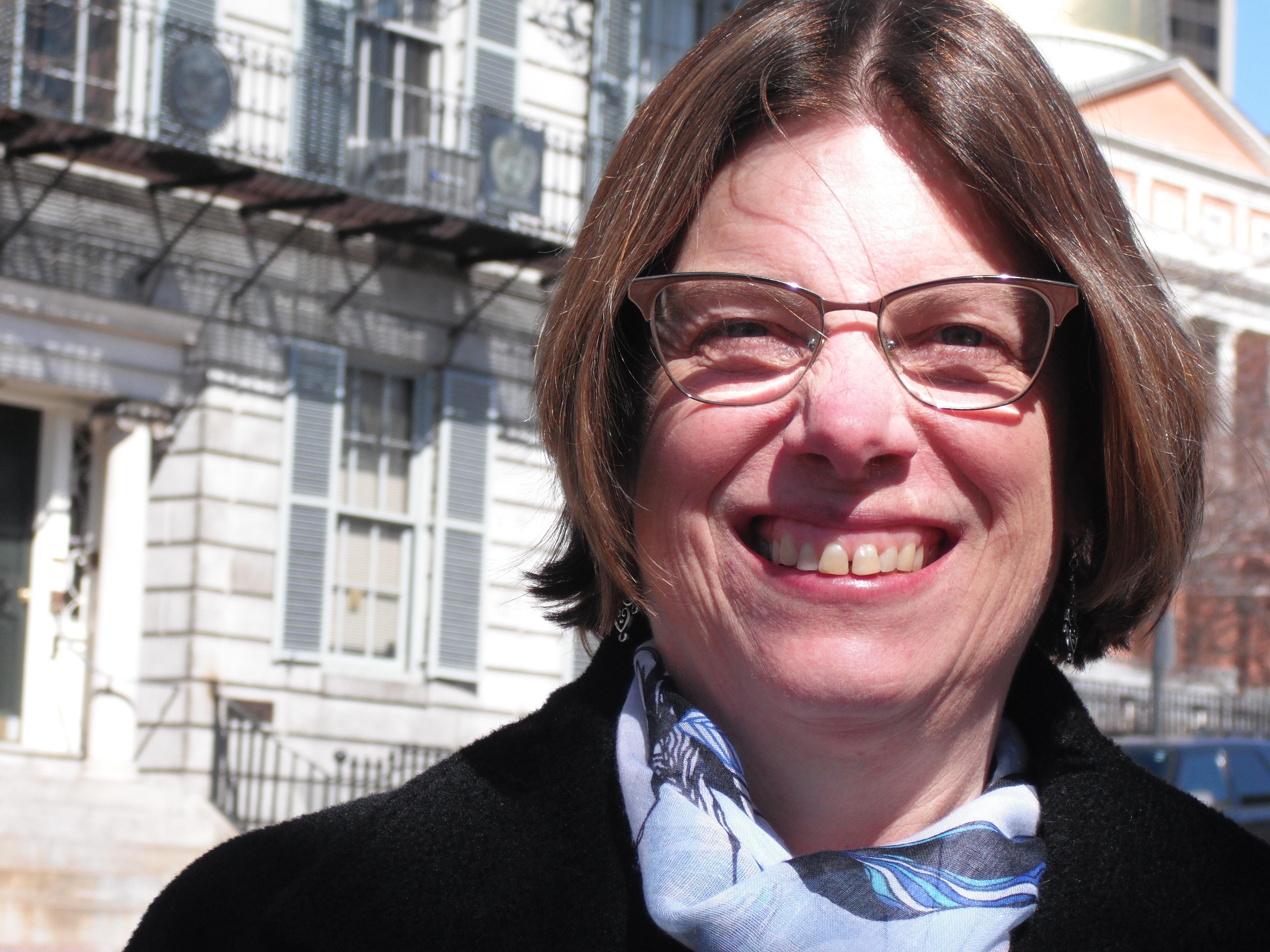 Gail Forsyth-Vail