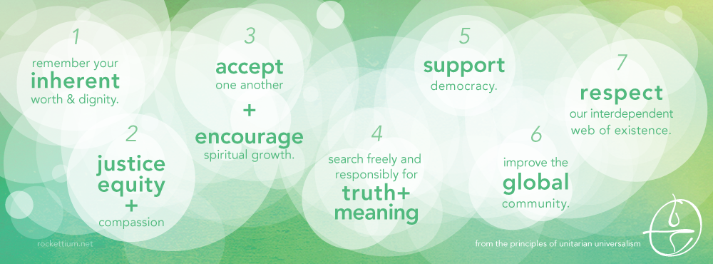 graphic version of the 7 principles